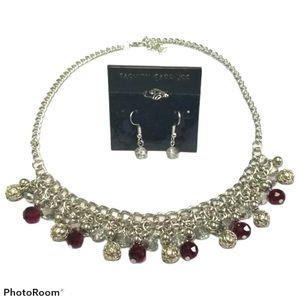 Party Spree Red Necklace